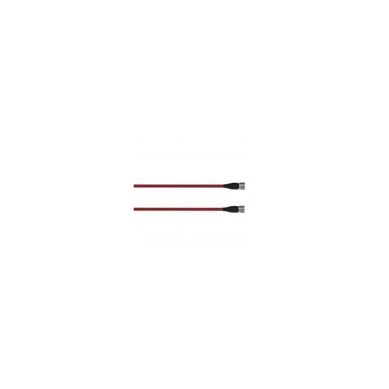 Câble à faible dégazage Mini-Coaxial Teflon - Série 6013A