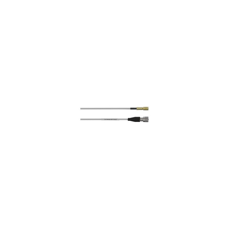 Câble Coaxial Rigide Teflon - Série 6017A