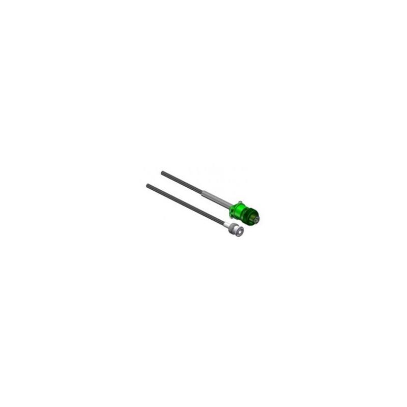 Câble Industrie 2 conducteurs Tefzel - Série 6407A
