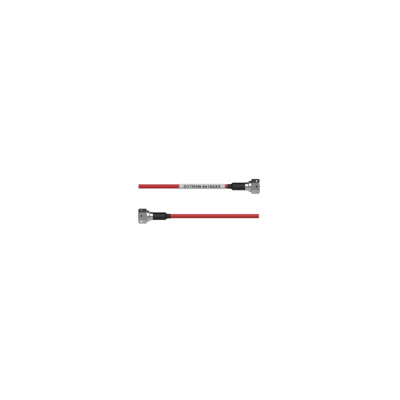 Câble à faible dégazage Coaxial Teflon - Série 6418A