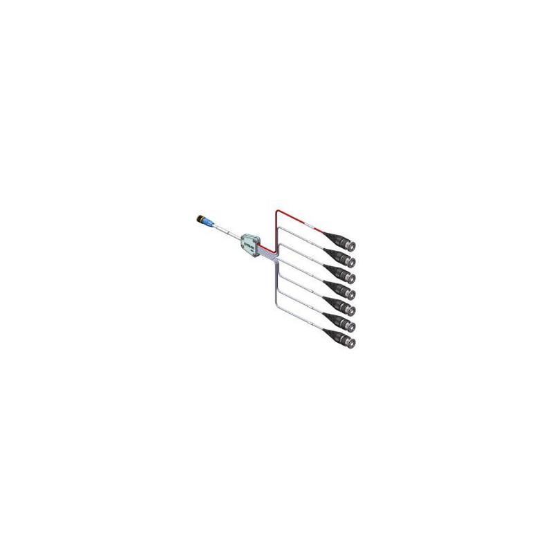 Câble 8 conducteurs Teflon - Série 6445A
