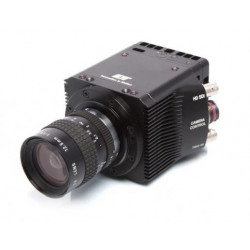 Caméra numérique haute vitesse haute résistance aux chocs