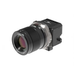 Tête de caméra haute vitesse miniature télécommandée