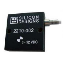 Accéléromètre capacitif monoaxial faible coût