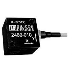 Accéléromètre capacitif triaxial faible coût