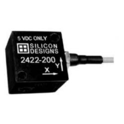Accéléromètre capacitif triaxial basse tension