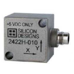 Accéléromètre capacitif triaxial hermétique basse tension