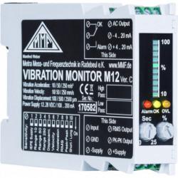 Conditionneur pour surveillance vibratoire