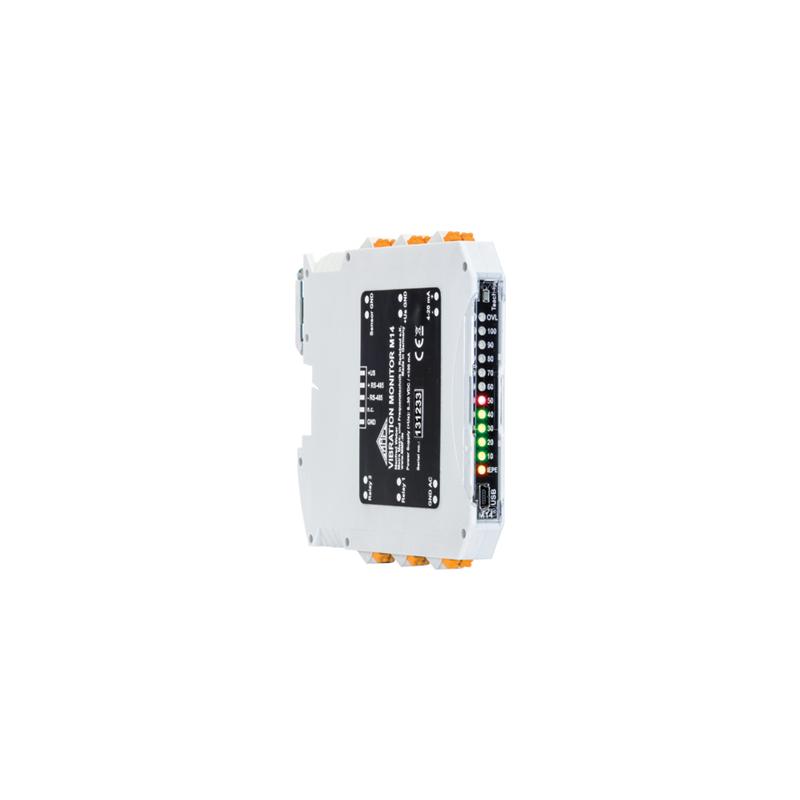 Conditionneur de vibrations universel avec USB/RS485