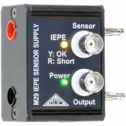 Conditionneur monovoie pour capteur IEPE