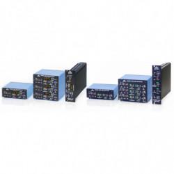 Conditionneur de signaux IEPE et charge 1 à 3 voies