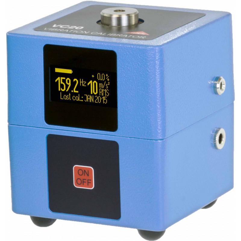 Pot vibrant portable 159.2 Hz