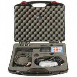 Contrôleur de vibrations Kit main-bras comprenant avec accessoires