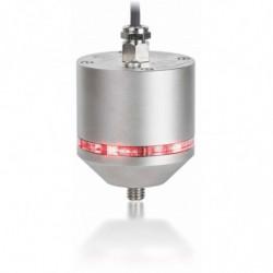 Détecteur de vibrations RMS- mesure crête- surveillance FFT