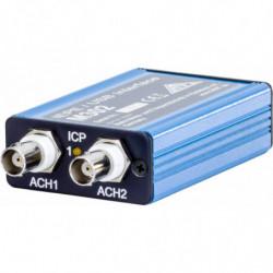 Système de mesure de vibrations USB