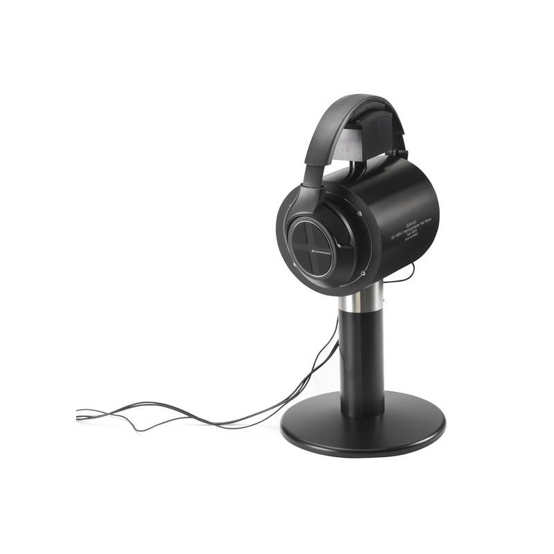 Support de Test pour Casques Audio et Protection Auditives