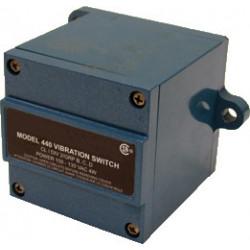 Switch électronique pour mesures vibratoires