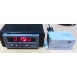 Inclinomètre asservi LSOC/LSOP +/-1 à /-90°