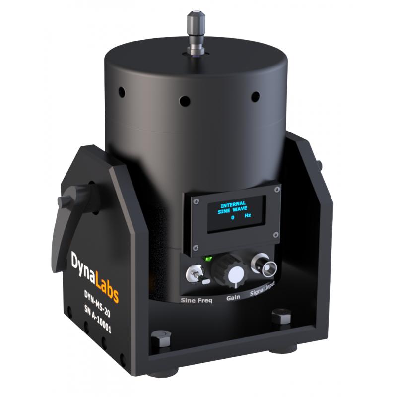 Pot vibrant modal (Modal Shaker - MS-100)