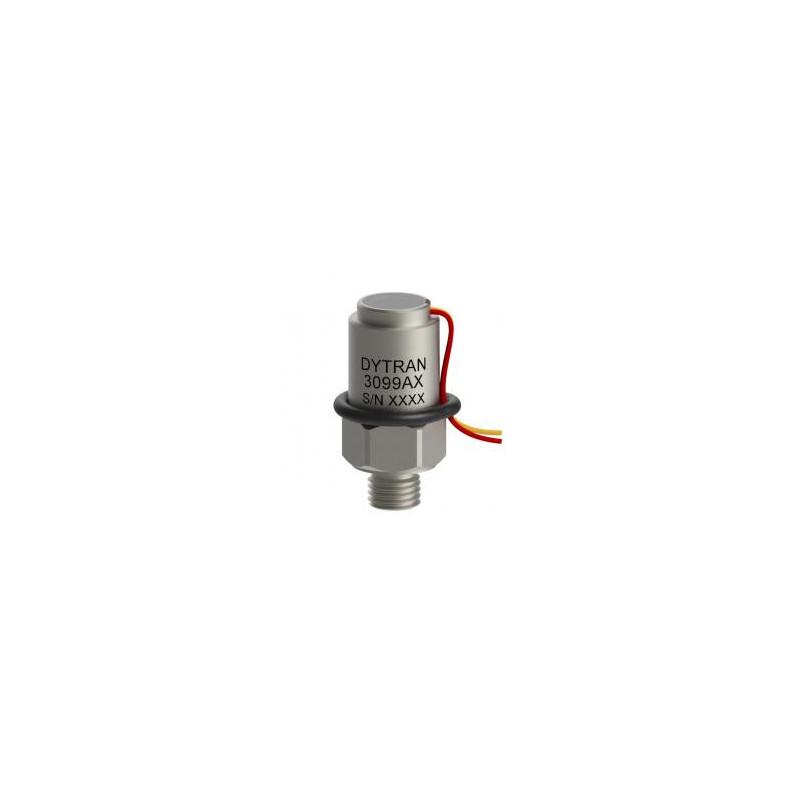 capteur de choc avec filtre mécanique et électrique